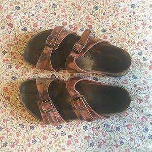 Birkenstock Papillio Pink Sandals